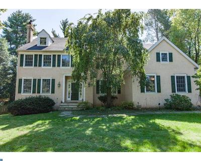 Bryn Mawr Single Family Home ACTIVE: 1511 Montgomery Avenue
