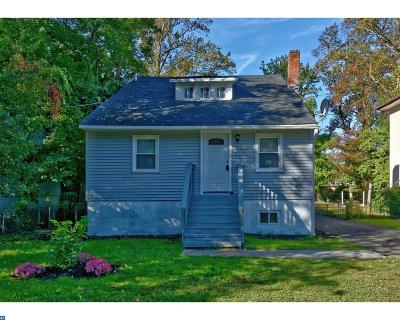 Clementon Single Family Home ACTIVE: 86 Erial Road