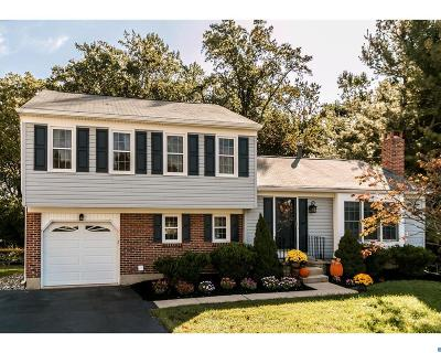 Hockessin Single Family Home ACTIVE: 62 Quail Hollow Drive