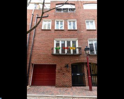 Condo/Townhouse ACTIVE: 109 Naudain Street