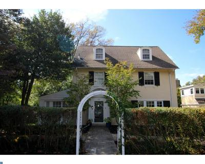 Haverford Single Family Home ACTIVE: 424 Berkley Road