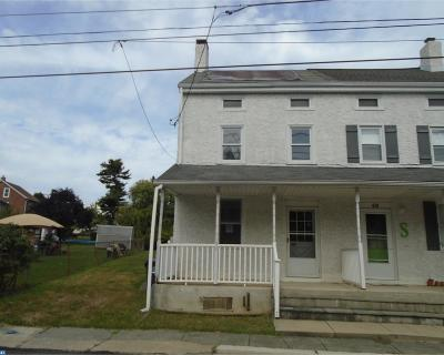 Phoenixville Single Family Home ACTIVE: 51 E Grant Street