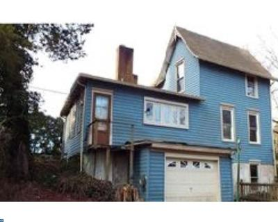 Clementon Single Family Home ACTIVE: 261 Berlin Road