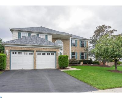 Burlington Township Single Family Home ACTIVE: 48 Foxchase Drive