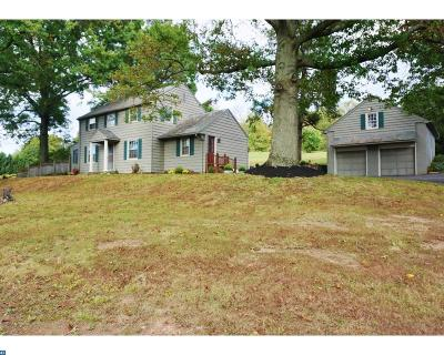 Doylestown Single Family Home ACTIVE: 1703 Lower State Road