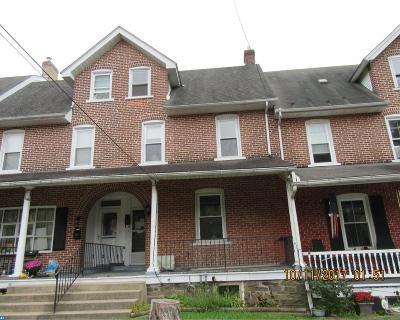 PA-Bucks County Condo/Townhouse ACTIVE: 105 9th Street