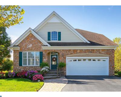 Marlton Single Family Home ACTIVE: 15 Crane Drive