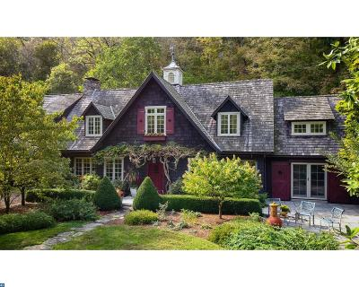PA-Bucks County Single Family Home ACTIVE: 8 Bridge Five Lane