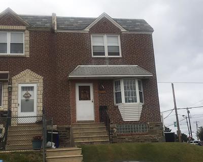 Holmesburg Condo/Townhouse ACTIVE: 8156 Leon Street