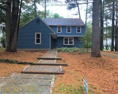 Voorhees Single Family Home ACTIVE: 8 Henley Lane
