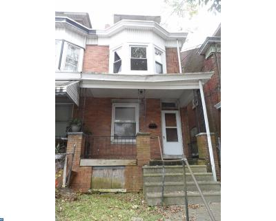 Trenton NJ Single Family Home ACTIVE: $14,900
