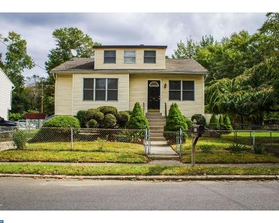 Cherry Hill Single Family Home ACTIVE: 315 Evergreen Avenue