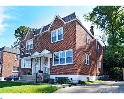 Philadelphia Single Family Home ACTIVE: 7641 Burholme Avenue