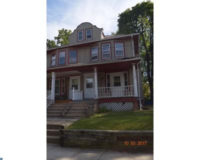 Merchantville Multi Family Home ACTIVE: 19 Euclid Avenue