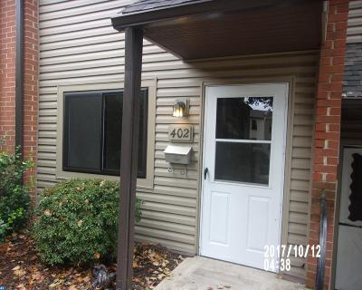 West Chester Condo/Townhouse ACTIVE: 402 Valley Drive