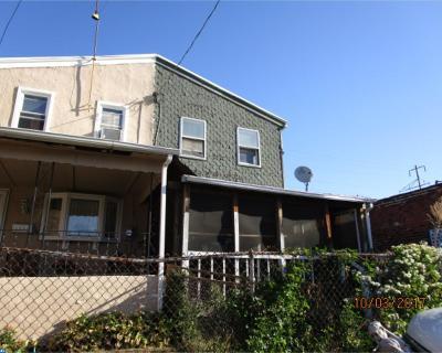 Philadelphia PA Single Family Home ACTIVE: $33,000