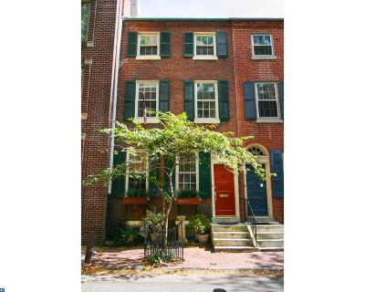 Philadelphia Single Family Home ACTIVE: 327 S Juniper Street