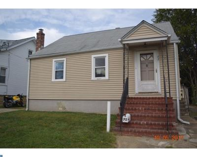 Deptford Single Family Home ACTIVE: 72 Hess Avenue