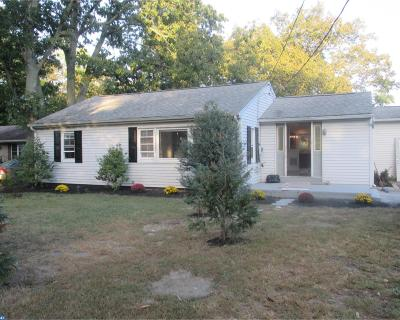 Monroe Twp Single Family Home ACTIVE: 102 Cains Mill Road