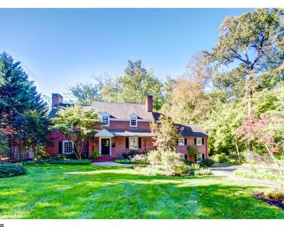 Greenville Single Family Home ACTIVE: 1003 Barley Mill Road