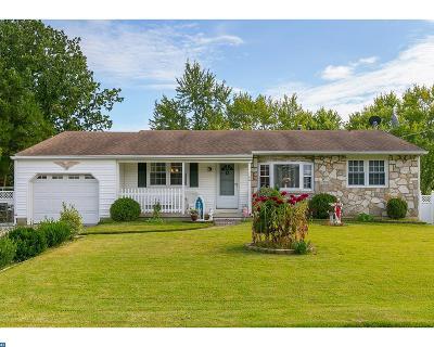 Blackwood Single Family Home ACTIVE: 148 Ganttown Road