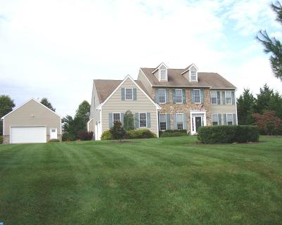 Coatesville Single Family Home ACTIVE: 109 Shepherds Way