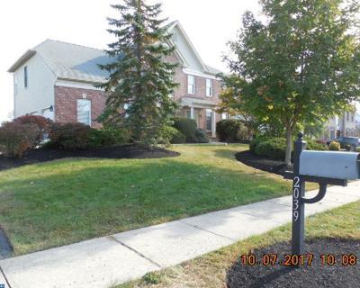 PA-Bucks County Single Family Home ACTIVE: 2039 Carmel Drive