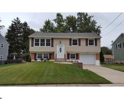 NJ-Camden County Single Family Home ACTIVE: 219 Fairmount Avenue