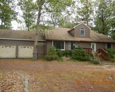 Tabernacle Single Family Home ACTIVE: 20 Holly Park Drive