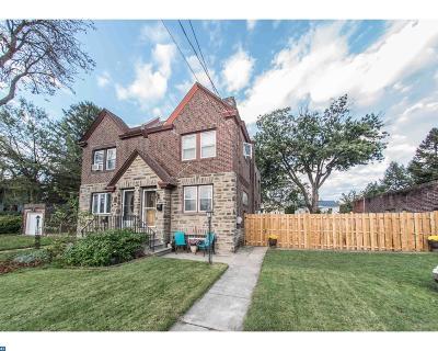 Philadelphia Single Family Home ACTIVE: 717 Hoffnagle Street