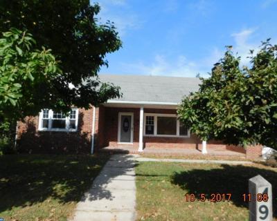 Pitman Single Family Home ACTIVE: 496 Lambs Road