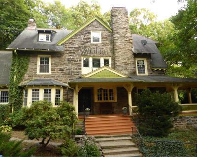 Philadelphia Single Family Home ACTIVE: 6425 Wayne Avenue