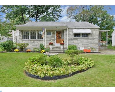 Runnemede Single Family Home ACTIVE: 19 Schubert Avenue