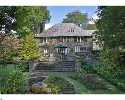 Philadelphia Single Family Home ACTIVE: 16 W Bells Mill Road