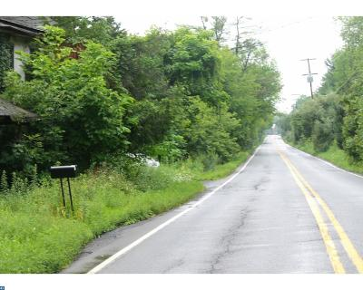 PA-Bucks County Residential Lots & Land ACTIVE: 4814 Durham Road