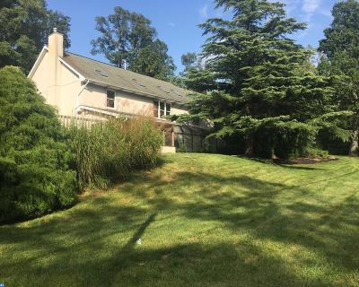 NJ-Camden County Single Family Home ACTIVE: 21 Cole Landing Road