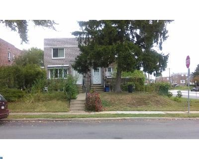 Philadelphia Single Family Home ACTIVE: 841 Longshore Avenue