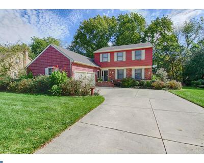 Voorhees Single Family Home ACTIVE: 37 Acadia Drive