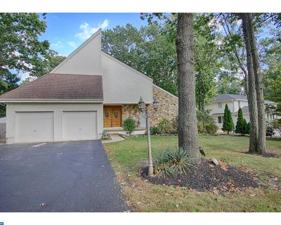 Voorhees Single Family Home ACTIVE: 6 Cedar Hill Court