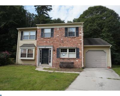 Evesham Twp Single Family Home ACTIVE: 10 Kennerly Court