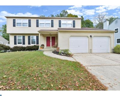 Marlton Single Family Home ACTIVE: 121 Cottonwood Drive