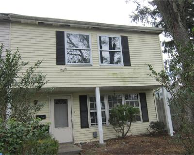 NJ-Camden County Single Family Home ACTIVE: 10 Langdon Court