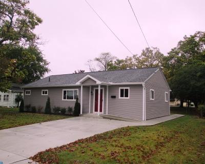 Milford Single Family Home ACTIVE: 3 Pennsylvania Avenue