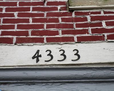 Philadelphia Single Family Home ACTIVE: 4333 Pilling Street