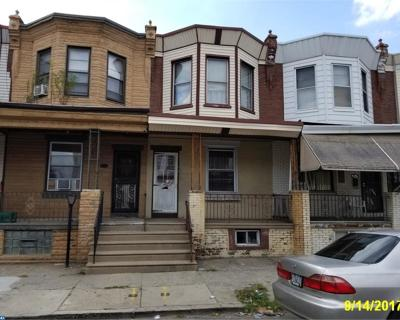 Philadelphia Condo/Townhouse ACTIVE: 4214 7th Street