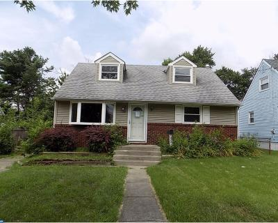Bellmawr Single Family Home ACTIVE: 328 Princeton Avenue
