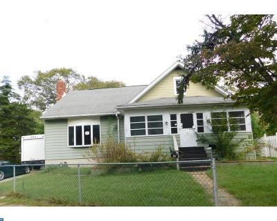 Clementon Single Family Home ACTIVE: 43 Cedar Lane
