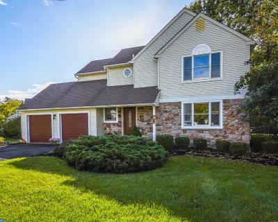 Chalfont Single Family Home ACTIVE: 104 Harrison Forge Court