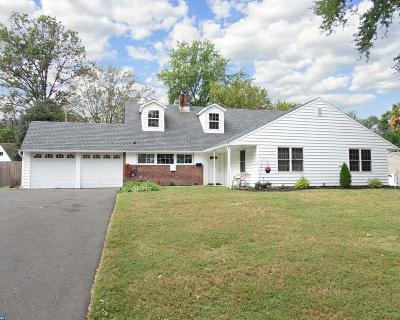 PA-Bucks County Single Family Home ACTIVE: 35 Firebush Road