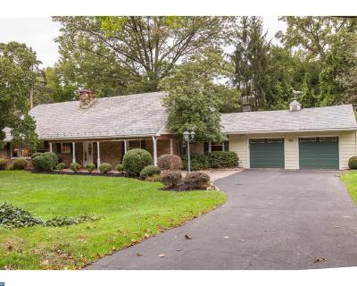 PA-Bucks County Single Family Home ACTIVE: 1202 Yardley Road